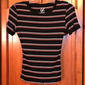 Striped T-shirt!